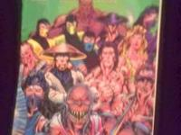 Mortal Kombat Blood and Thunder 1994) #6 $10.00 or B/O