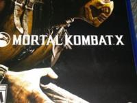 Elk Creek, Va. Mortal kombat x in new condition, bought