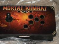 Brand new Xbox 360 MK Arcade stick. Has only been