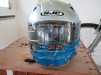 I have a brand new, never worn HJC Helmet. It is an XS