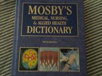 Mosby's Medical Nursing Dictionary