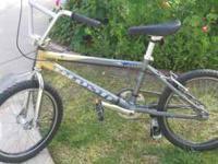 Mosh Pro BMX BIKE racing bike 3peice crank ,Aluminum