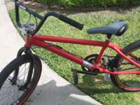 Mosh Freestyle BMX Bike. Good condition. Please call