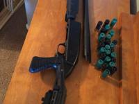 I am selling my Mossberg 500 persuader 12 gauge. This