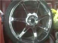 i have 4 motegi 18 inch rims. they are four lug