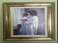 Mother and Son by Robert DuncanIf interested call or