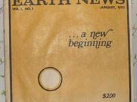 MOTHER EARTH NEWS COLLECTION  34 year collection of