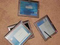I have one motion computing tablet pc. 1.5 ghz centrino