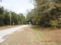 4.2 ACRES WITH LARGE POND APPRAISED AT 150,000.00. ON