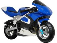 Out Hottest Selling Pocket Bike! Pull Start 15 to 20mph