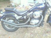 Complete motorcycle repair work and custom work. If