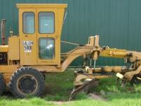 503 L galion motor grader. great shape, running good,