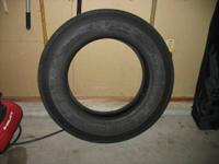 For sale is a Sumitomo ST 718 tire for a motor home,