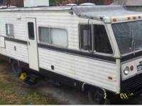 have a 1974 international titan champion motor home has