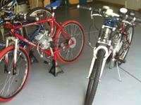 hi CL im selling my motor mountain bike it has signal