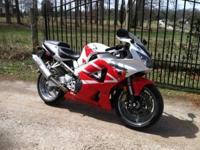 2000 Honda CBR 929 Runs excellent Rides excellent