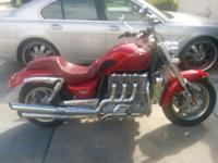 2005 Triumph Rocket 3 , 9770 miles for $5750 (about