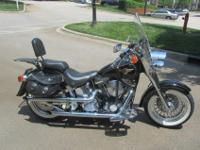 1997 Harley-Davidson Fatboy-EXCELLENT condition and LOW