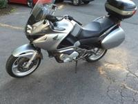 2010 Honda NT700V with cargo Trunk($450 extra). This