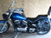 800 cc ready to go 13000 miles, barely broken in 1997