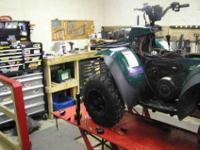 Motorcycle and ATV Repair, Modifications and