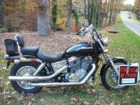 2006 Honda Shadow 1100. Garage kept. 6700 miles. Comes