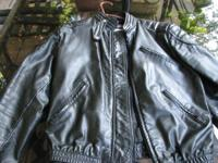 Motorbike Jacket fresh I no more have any use for (No