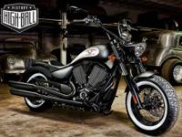 Win a 2012 Victory High-Ball motorcycle. Motorcycle
