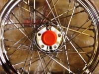 HARLEY DAVIDSON 16 X 3 CHROME RIM FITS 73-84 FX (R) AND