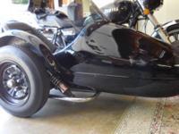Vintage Spirit Eagle Sidecar . Manufactured by Spirit