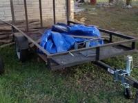 I would like to RENT my 5x8 utility trailer (not for