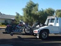 TIA Transport & Towing  Motorcycles Towing Call