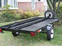 MotorcycleUtility Trailer for Sale. $1000.00 obo