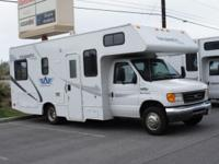 Motorhome rent - this RV rent includes mileage and