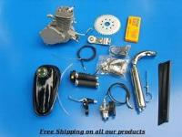 This is a 66/80cc 2 cycle kit. With this kit you can