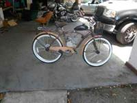 i have a brandnew huffy motorized bike 30 mph 150 miles