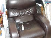 Motorized Lift Chair for Sale.   We got it in July of