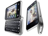 The Motorola Backflip is an Android mobile phone with