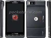 This is a Verizon Motorola Droid X2 Cell phone in