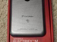 US Cellular Electrify M.  I have 2 one look New and the