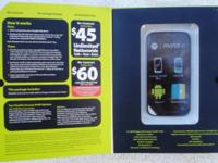 Motorola MOTO E New In Box! If you use Straight Talk