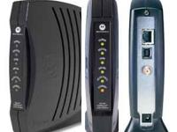 FOR SALE, MOTOROLA CABLE SB5100 SURFBOARD MODEM. SAVE