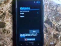 I have a Motorola Verizon Driod Razr Maxx for sale.