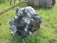 1987 - 5.0 EFI engine 1972 - 351 Windsor engine -