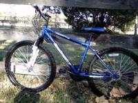Roadmaster Mountain bike, 18 Speed excellent