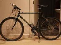 Ozark Cignal Mountain Bike. In great shape, detachable
