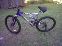 Mongoose XR 200 mountain bike. $125 OBO . Location: