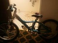 Brand new bike.. Bought it for $460.00.. never been