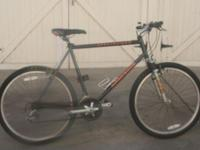 "mountain bike, specialized, 26"" rims, runs great, 21"