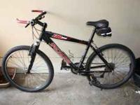 Specialized Hardrock Pro mountain bike. Comes with tool